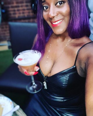 Cocktails with Mistress friends last night ♥️🍸🍹